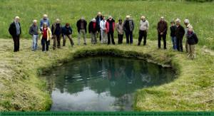 Sortie rando du 3 mai avec l'association Géolval à la moraine d'Arudy et à la résurgence du Neez. Pour plus de photos suivre le lien