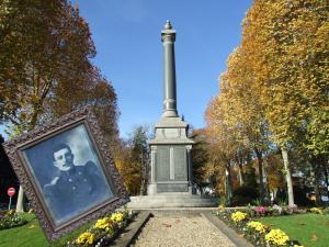 Monument aux morts d'Oloron Sainte Marie