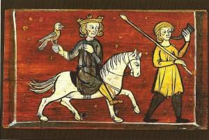Détail du plafond mudéjar de Teruel (Aragon)